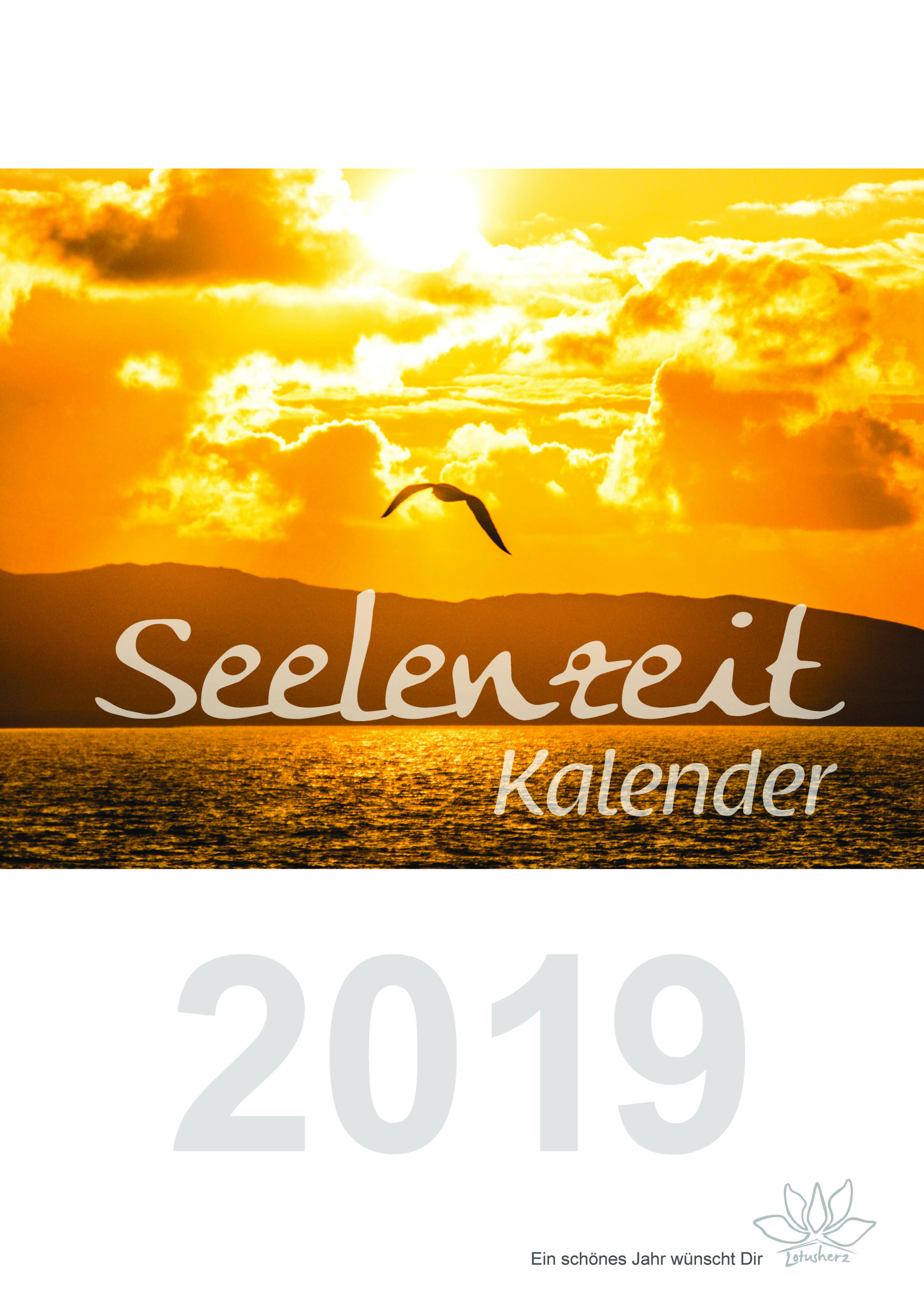 Seelenzeit-Kalender Cover