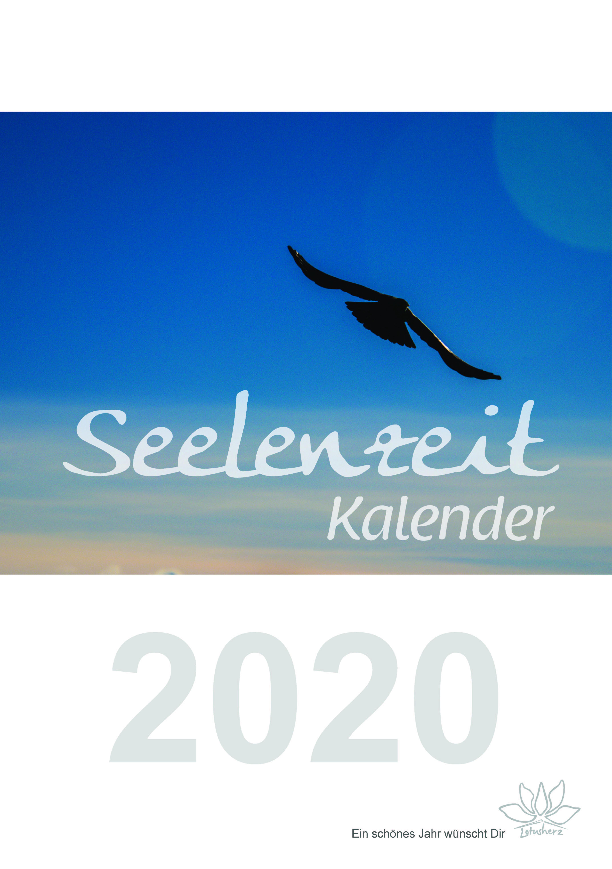Seelenzeit-Kalender 2020 Deckblatt